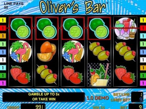 Казино на реальные деньги с выводом - Oliver's Bar